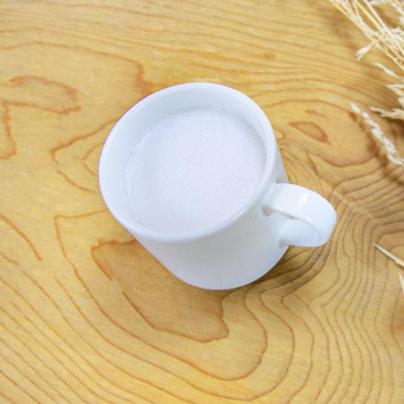 Café mousse de lait