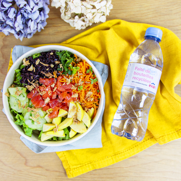 Formule Salad Bøwl 100% + Boisson