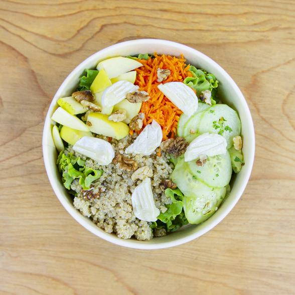 Salad Bøwl Biquette 100%