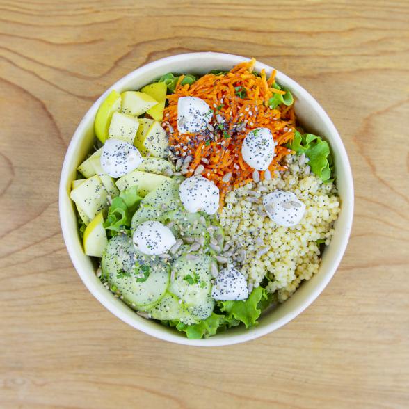 Salad Bowl Büfala 100%
