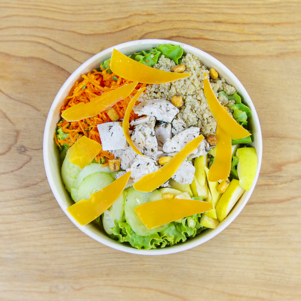 Salad Bøwl Kyp 100%