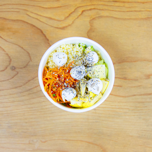 Salad Bøwl Büfala 50%