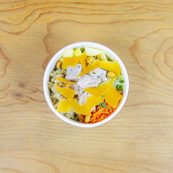 Salad Bøwl Kyp 50%