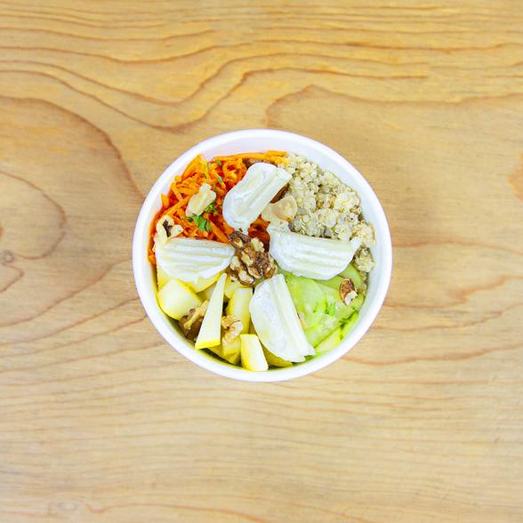 Salad Bøwl Biquette 50%