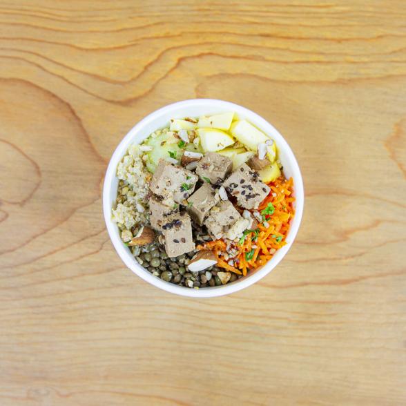 Salad Bøwl Vegetal 50%