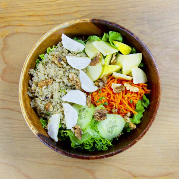 Salad Bøwl Biquette