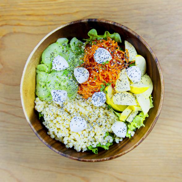 Salad Bøwl Büfala