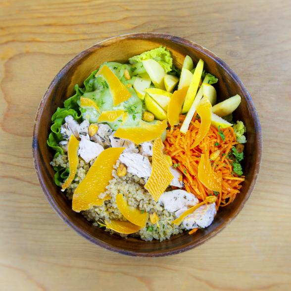 Salad Bøwl Kyp