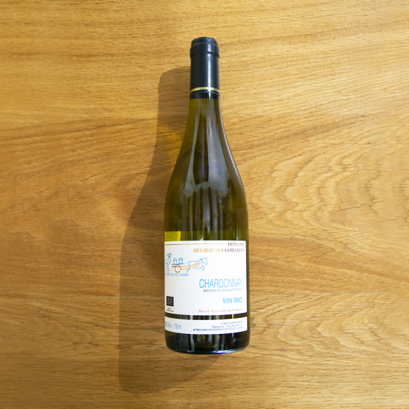 Vin Chardonnay Blanc