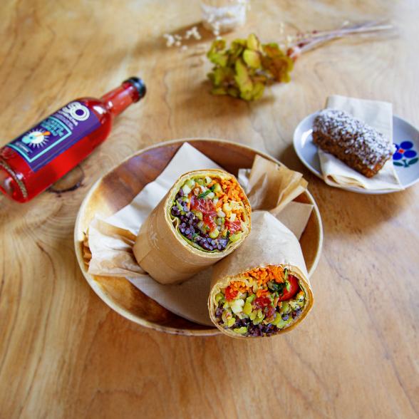 Menu Brød Kømplet + Boisson + Dessert