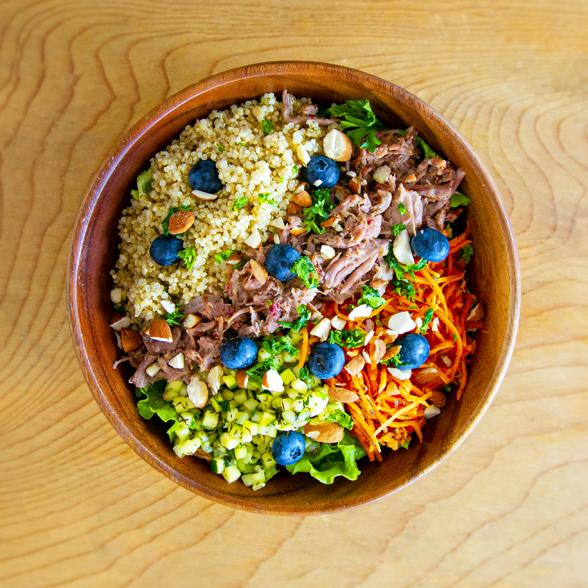 Salad Bøwl Kønfit